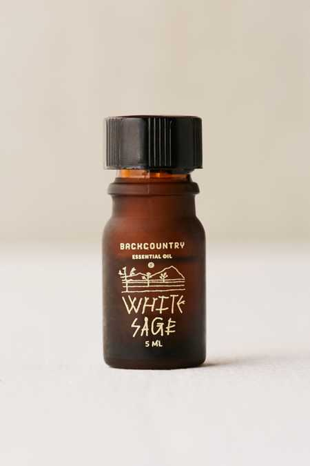 Juniper Ridge Backcountry White Sage Essential Oil