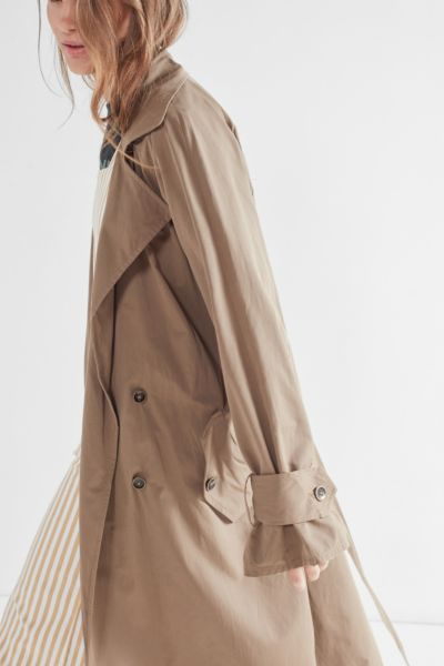 BDG Shapeless Trench Coat
