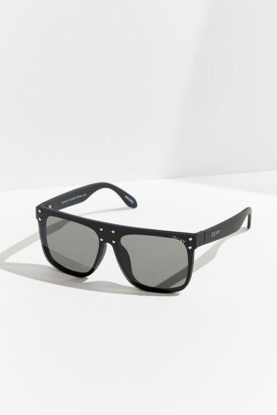 #QUAYxKYLIE Hidden Hills Shield Sunglasses
