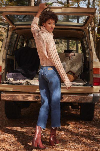 Vintage Wrangler Cropped Jean
