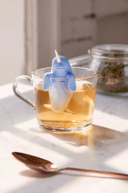 Narwhal Tea Diffuser