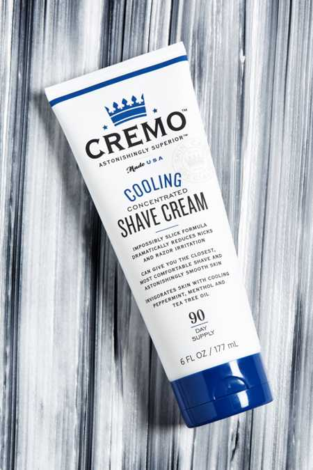 Cremo Cooling Concentrated Shave Cream