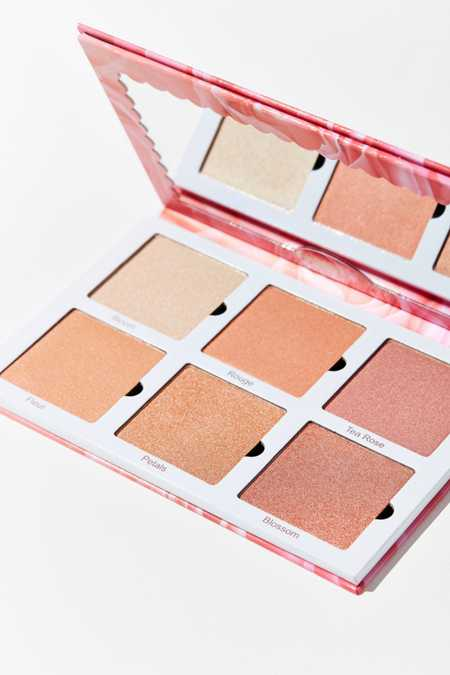 Violet Voss Rose Gold Highlighter Palette