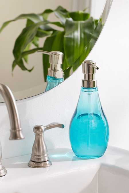 Droplet Acrylic Soap Pump