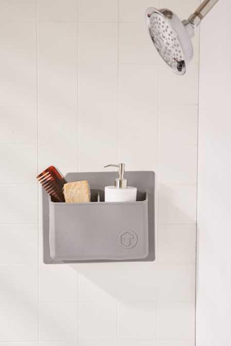 Tooletries Dual Pocket Shower Organizer