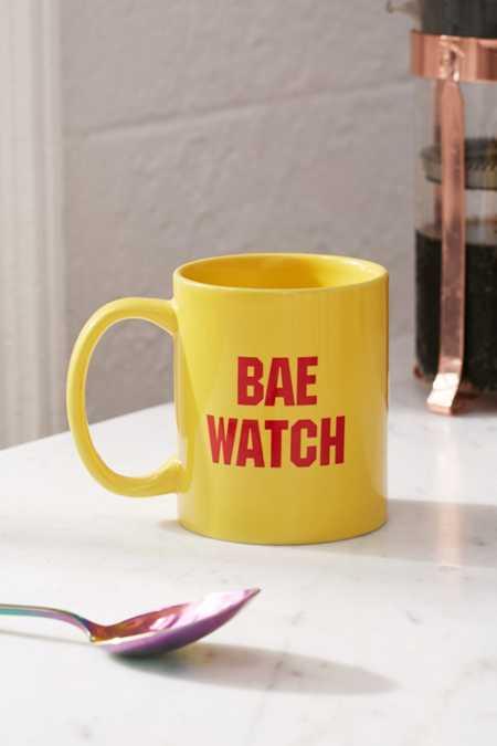 Bae Watch Mug