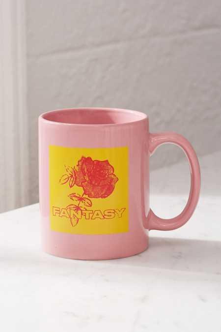 Fantasy Floral Mug