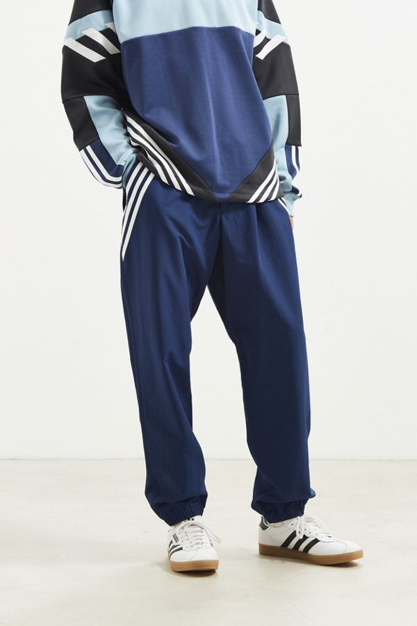 new high quality factory authentic new lower prices Adidas Originals Challenger Velour Track Jogger In Red ...
