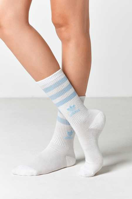 adidas Originals Easy Blue Single Roller Crew Sock