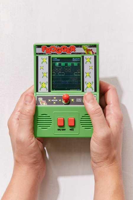 Classic Frogger Hand Held Game