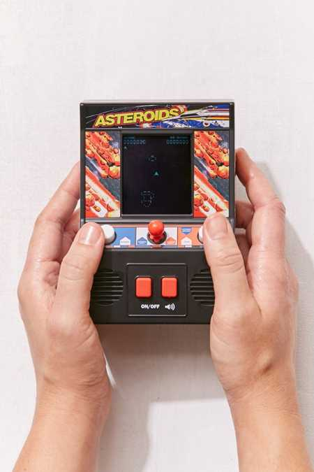 Classic Asteroids Hand Held Game