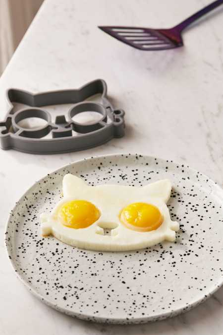 Cat Silicone Egg Mold