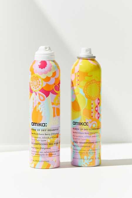amika: The Dream Team Dry Shampoo   Conditioner Duo Set