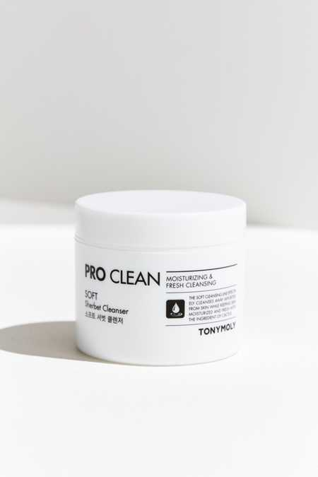 TONYMOLY Pro Clean Soft Sherbert Cleanser