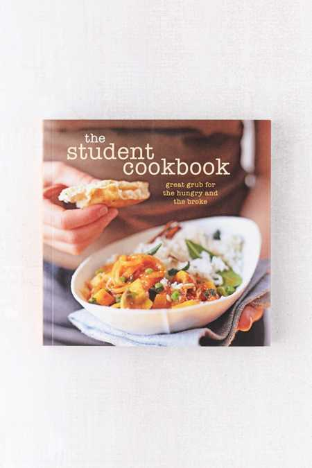 The Student Cookbook By Ryland Peters & Small