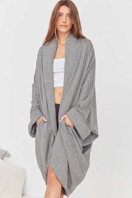 Out From Under Amber Cozy Maxi Cardigan
