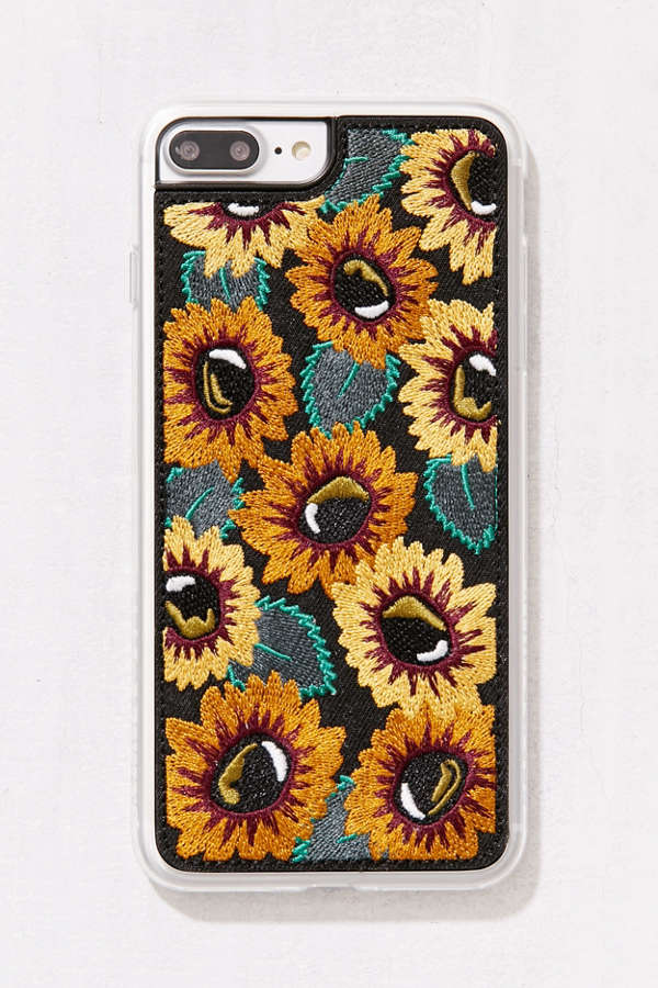 quality design f8dc5 74411 Zero Gravity X Uo Feliz Embroidered Floral Iphone 78 Case Urban ...