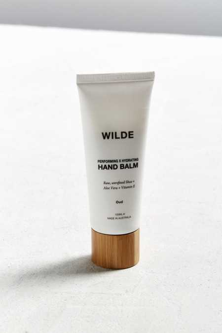 Wilde Skincare Performing X Hydrating Hand Balm