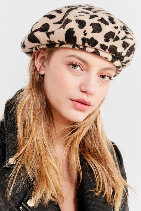 134a238513cfa Vixen Heart Shaped Pillbox Hat In Leopard