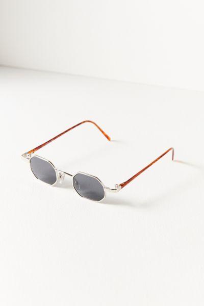 Vintage 90s Octagonal Sunglasses