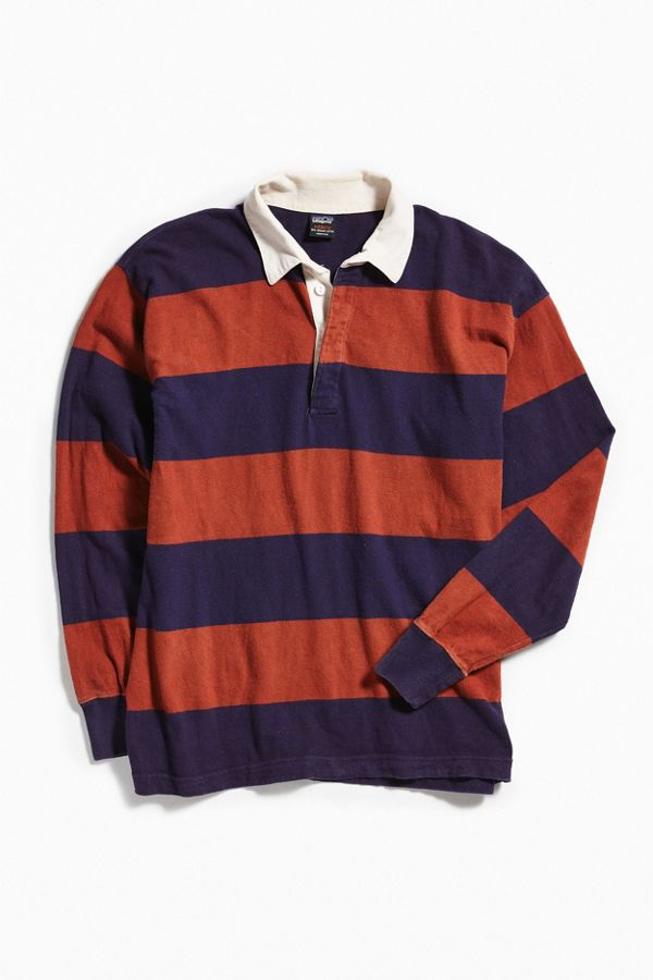 56076fffe58 Vintage Patagonia Midnight Spice Rugby Shirt Urban Outfitters | 2019 ...