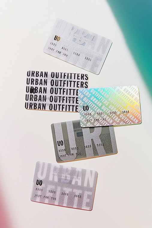 UO Gift Card,STANDARD GIFT CARD,$1000.00
