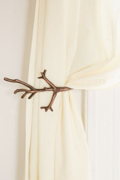 Branch Curtain Tie Back Urban Outfitters