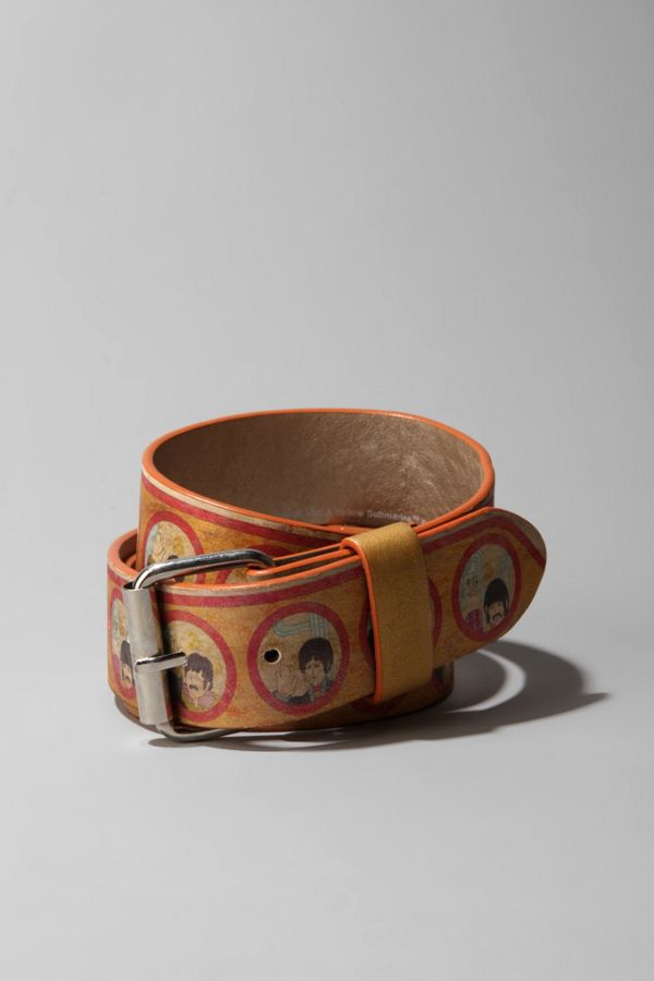 Beatles Belt Urban Outfitters