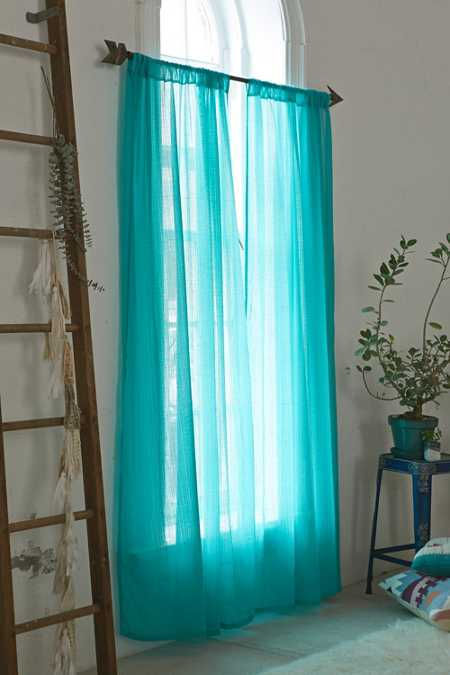 Chloe Sheer Gauze Curtain
