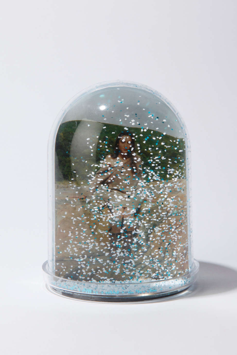Large Snow Globe Frame Urban Outfitters