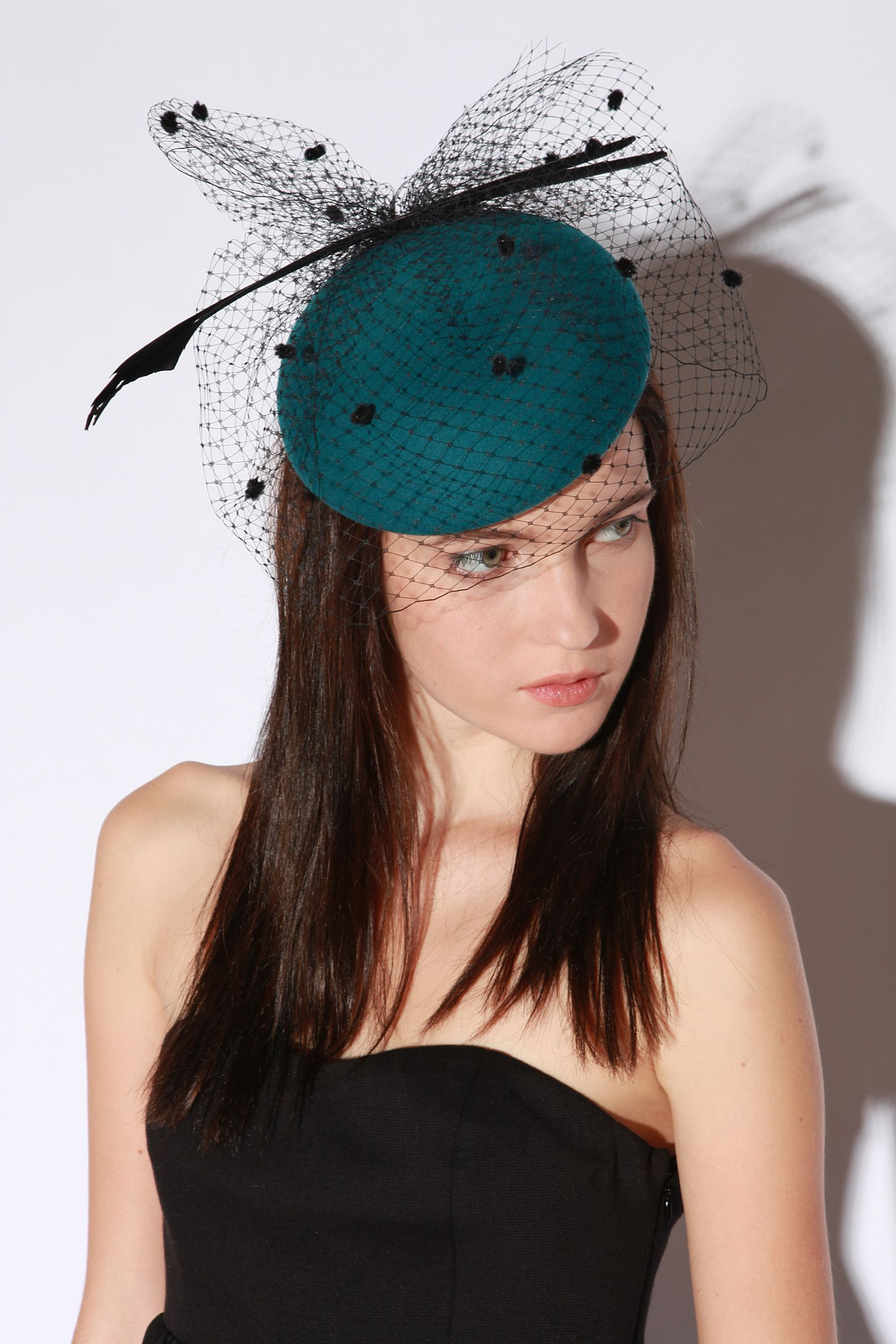 13d737c3c46 Pins And Needles Cocktail Hat