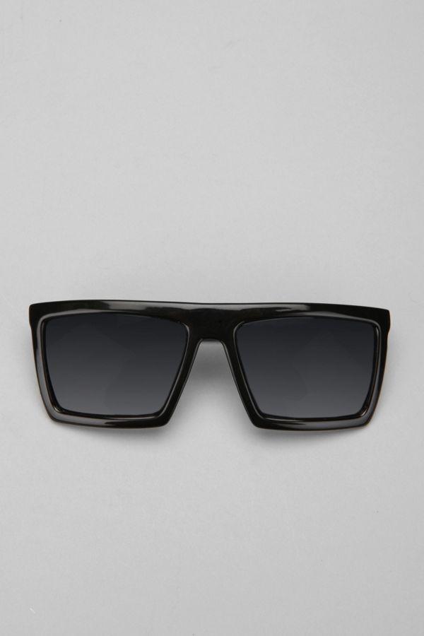 7b26498592b Cheap Monday Automatism Flat-Top Sunglasses