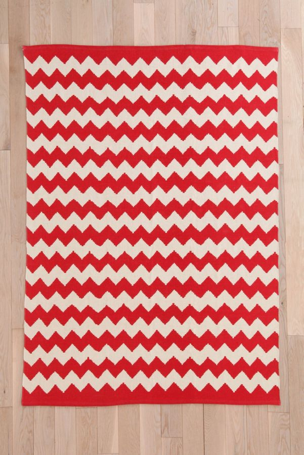 Your Urban Outers Gallery Embly Home Zigzag Printed Rug
