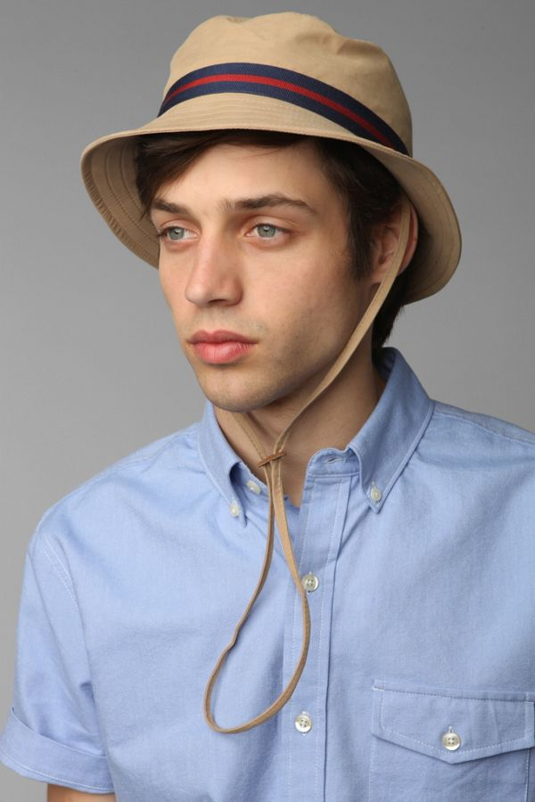 J. Press For Urban Outfitters Bucket Hat  6f30989aa45