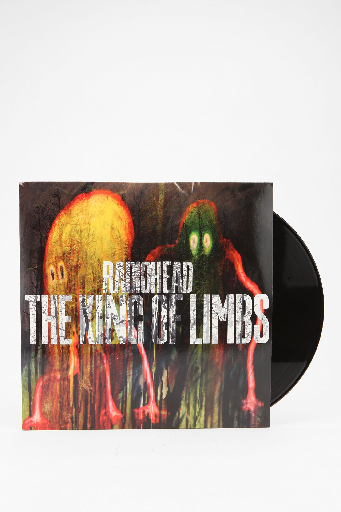 Radiohead the king of limbs lp and mp3 urban outfitters double tap to zoom mightylinksfo