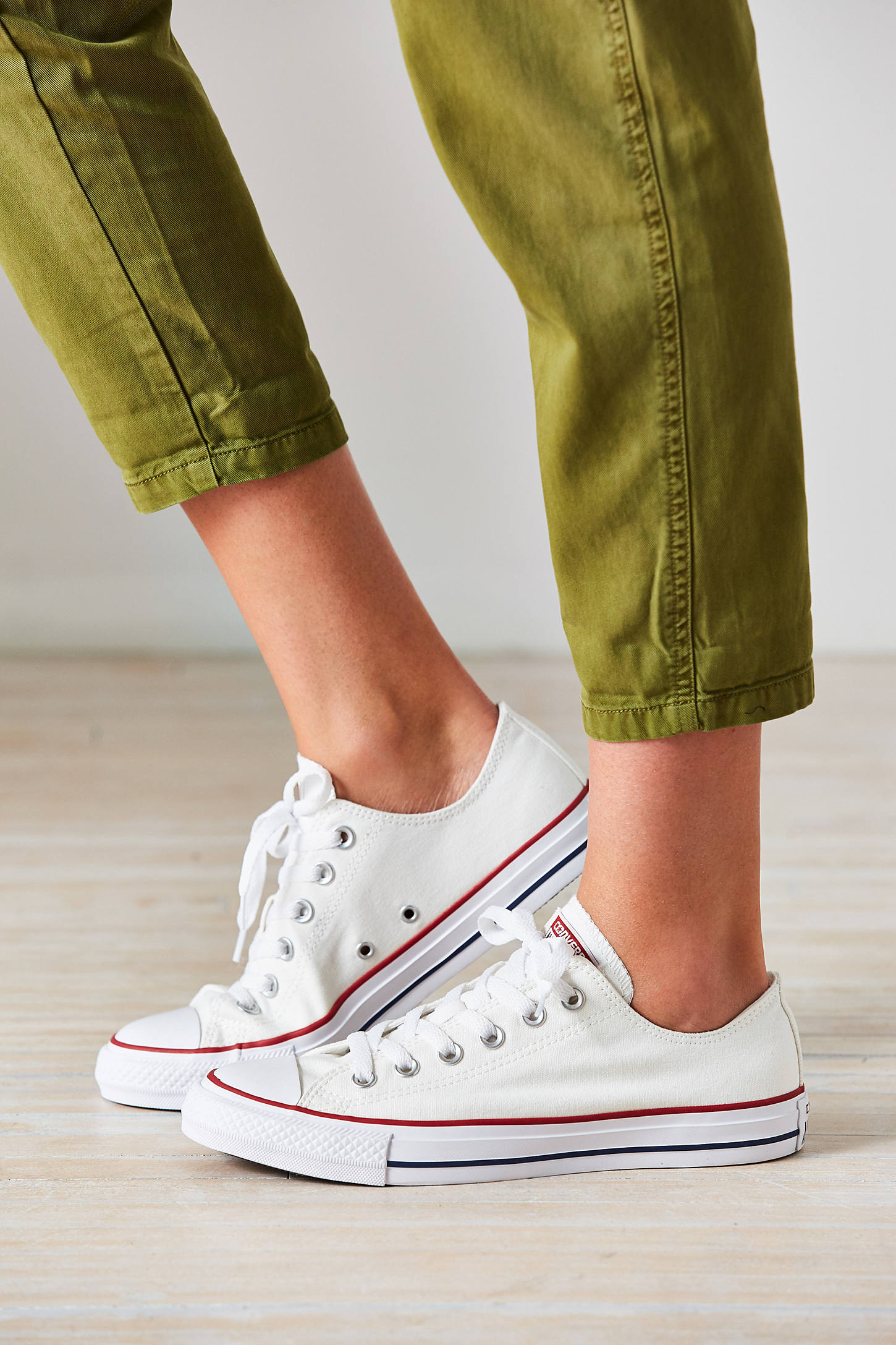 Slide View: 2: Converse Chuck Taylor All Star Low Top Sneaker