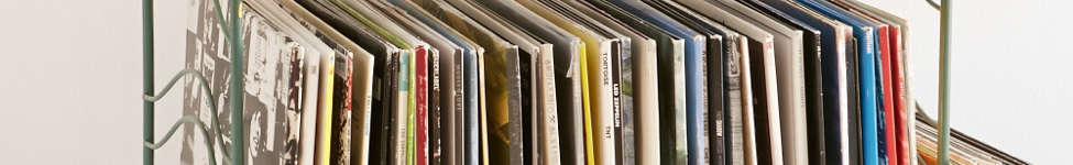 Thumbnail View 1: Vinyl Record Storage Shelf