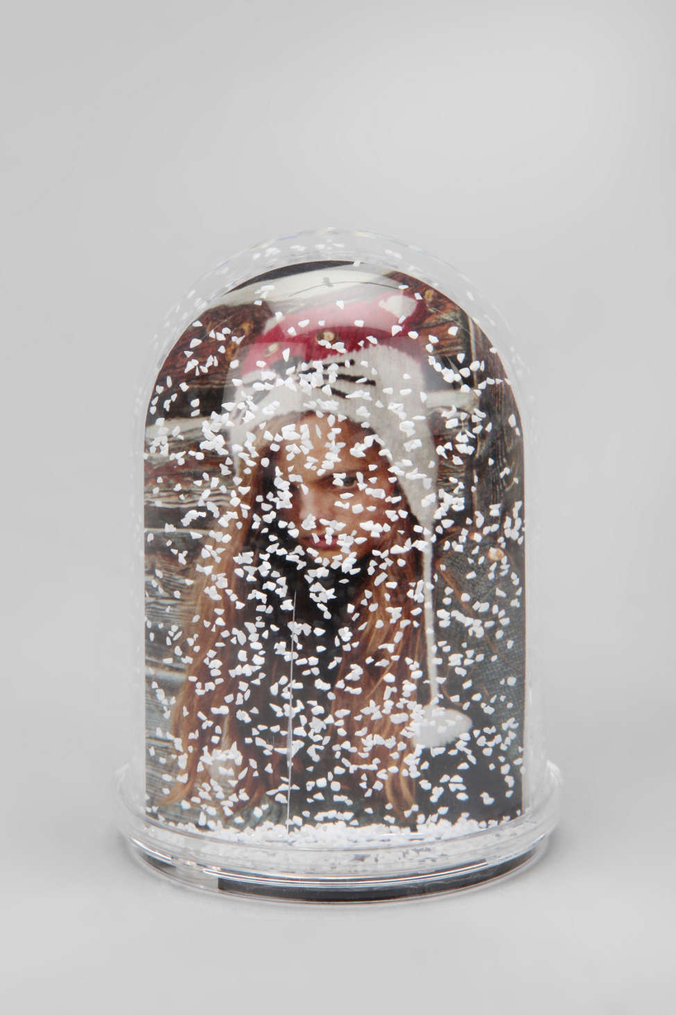 Small Snow Globe Frame Urban Outfitters