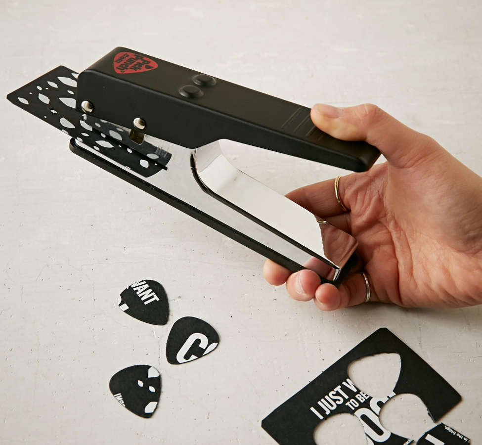 Slide View: 3: Guitar Pick Punch