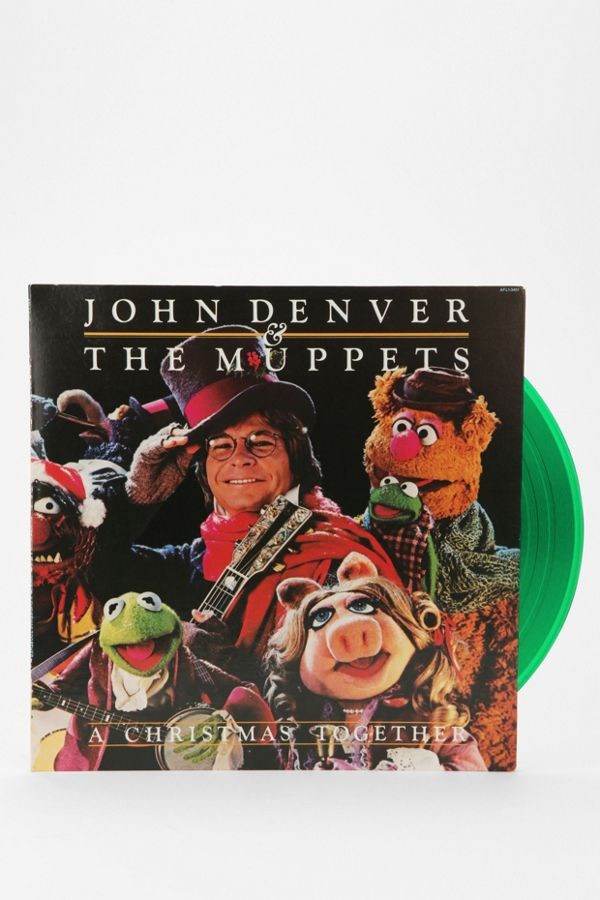 John Denver & The Muppets: A Christmas Together LP + MP3   Urban ...