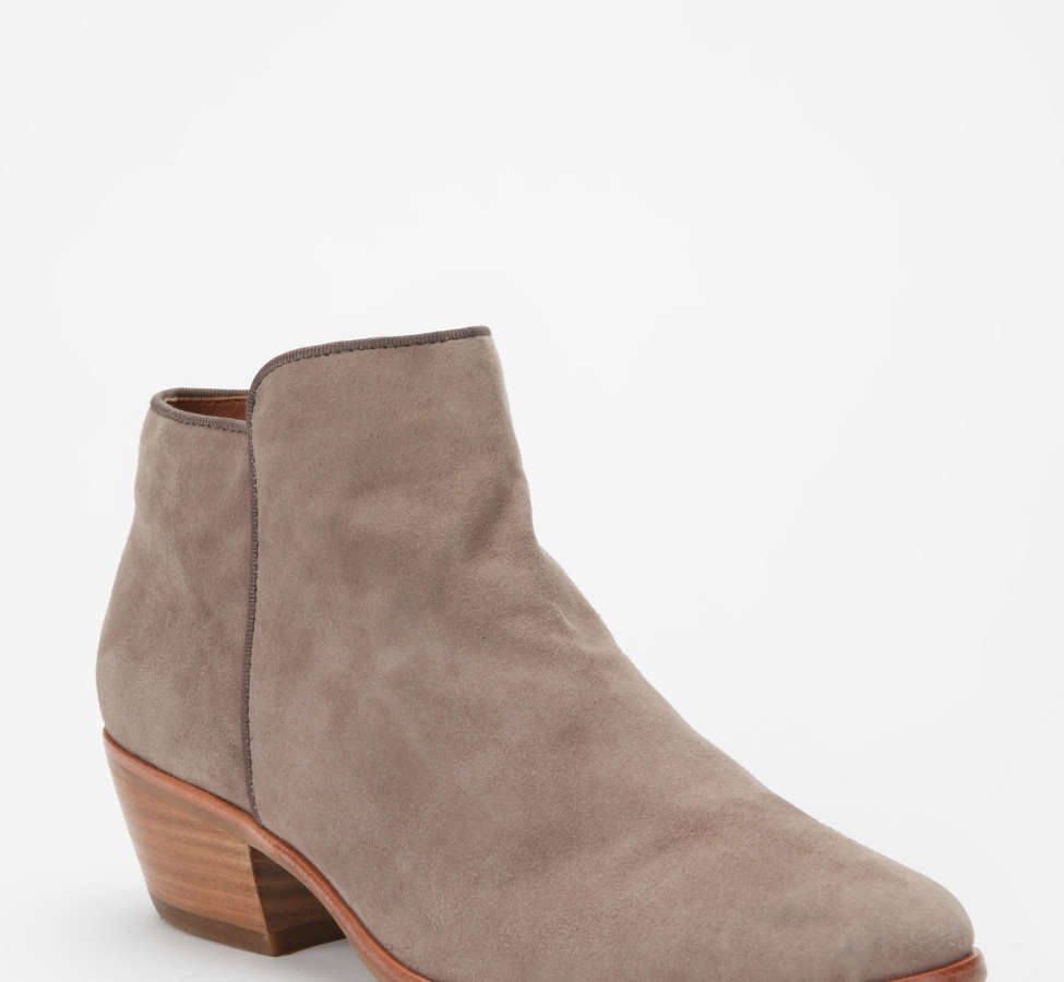 Slide View: 1: Sam Edelman Petty Suede Ankle Boot