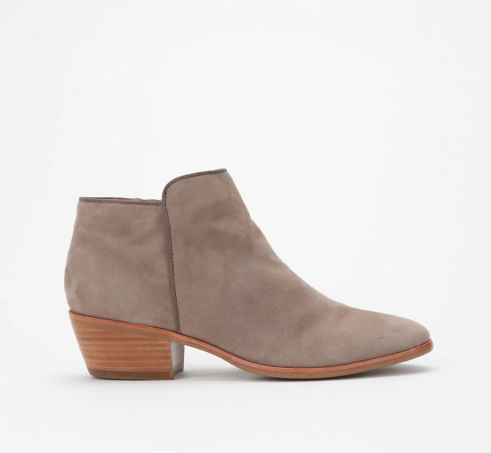 Slide View: 2: Sam Edelman Petty Suede Ankle Boot