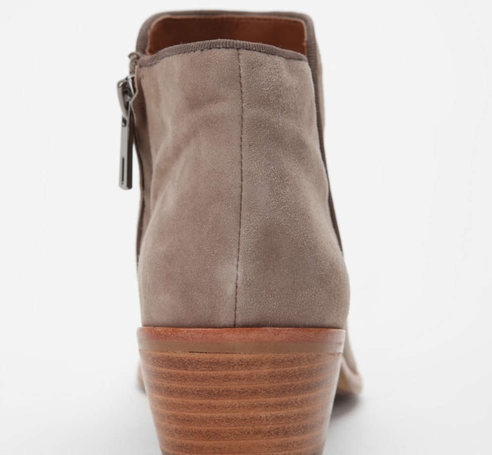 Slide View: 3: Sam Edelman Petty Suede Ankle Boot