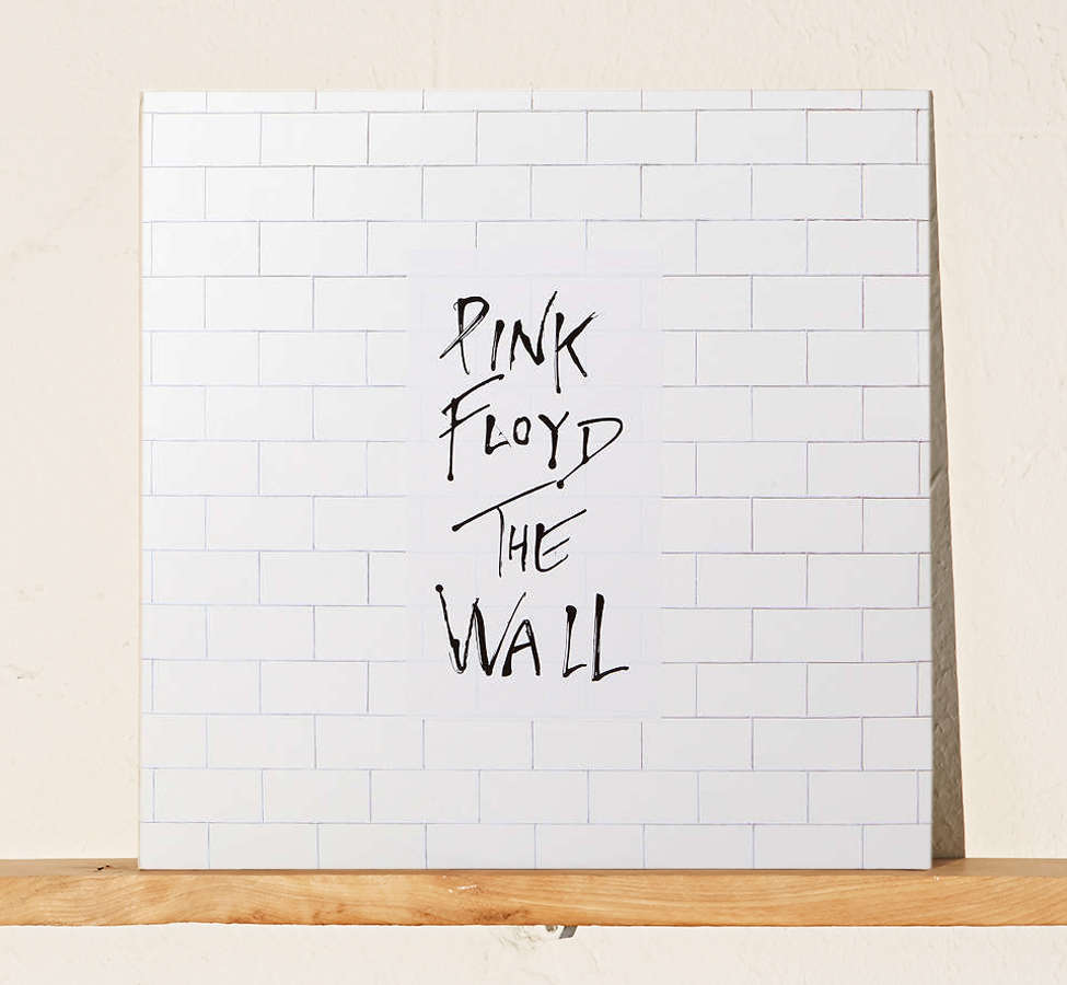 Slide View: 1: Pink Floyd - The Wall 2xLP + MP3
