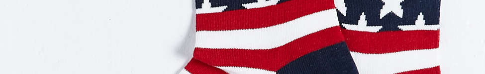 Thumbnail View 1: USA Sock