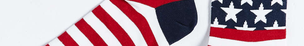 Thumbnail View 3: USA Sock