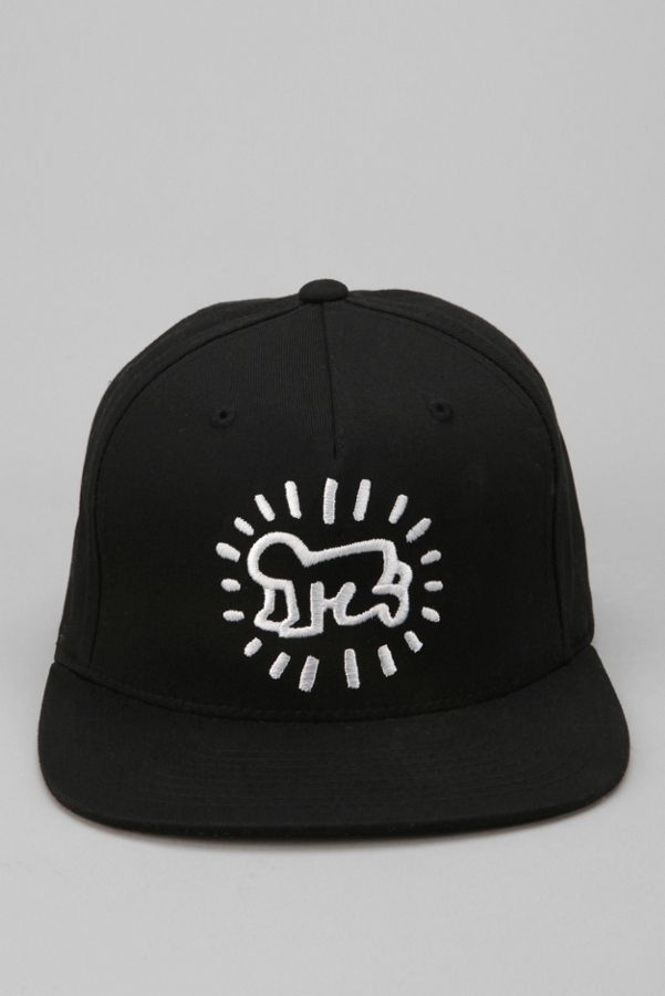 OBEY Keith Haring Baby Snapback Hat  b8e9ccc7bae