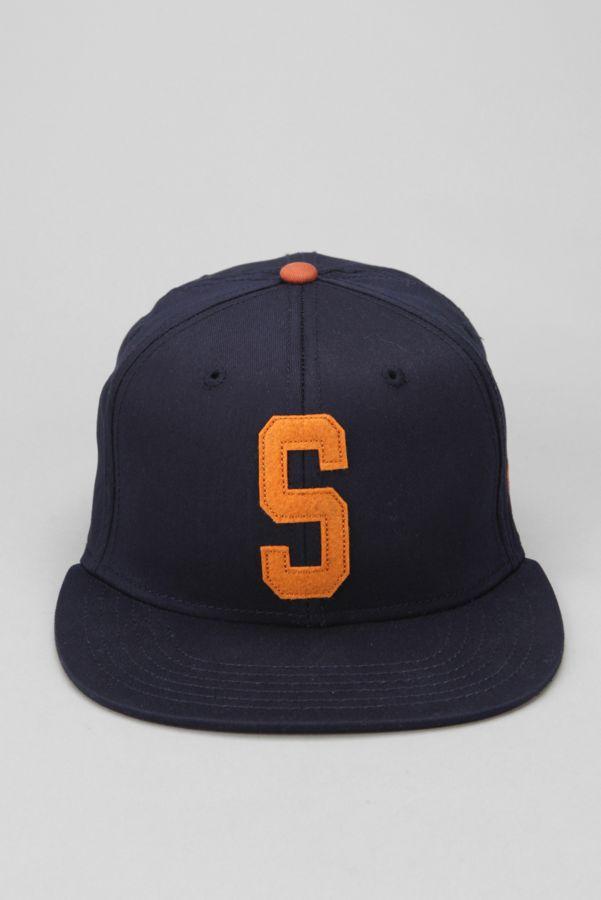 Stussy Big S Twill Snapback Hat  25a80b85a27