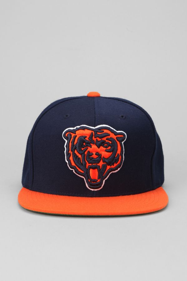 Mitchell   Ness Bears XL Logo Hat  1224abaa676