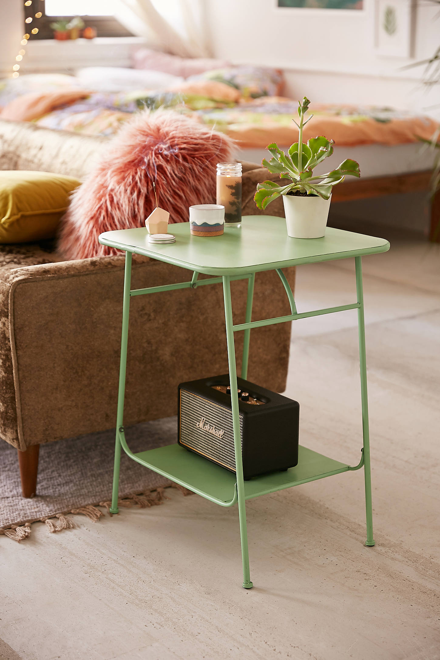 Slide View: 1: Factory Side Table